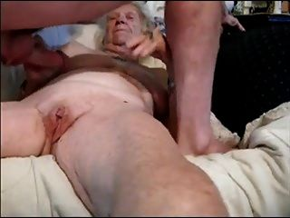 the old young woman