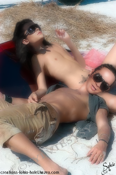 lesbians hot and mean porn threesome